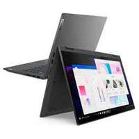 """Notebook Lenovo 2 Em 1, Intel® Core I5 1035G1 , 8Gb, 256Gb Ssd, Tela De 14"""", Grafite, Ideapad Flex 5I - 81Ws0002Br"""