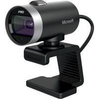 Webcam Microsoft Lifecam H5D-00013 5 Mega Pixels Usb Preta