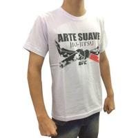 Camisa Camiseta Jiu Jitsu Arte Suave Ufc - Masculino