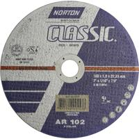 """Disco Corte Inox Norton Classic 7"""" - 1,6 Mm"""