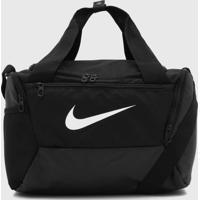 Bolsa Nike Brsla Xs Duff - 9.0 Preta - Preto - Dafiti