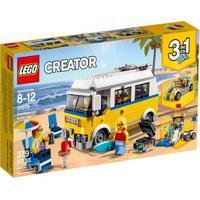 Lego Creator - 3 Em 1 - Sunshine Sufer Van - 31079