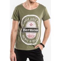 Camiseta Hermoso Lager 102750