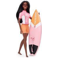 Barbie Esportista Olímpica Surfista - Mattel