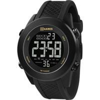 Relógio X-Games Xteel Masculino - Masculino-Preto