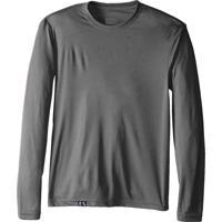 Camiseta Proteção Solar Uv50 Manga Longa – Slim Fitness Cinza