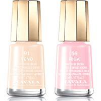 Kit Mavala Mini Esmalte Color Reno 5Ml + Mini Esmalte Color Riga 5Ml - Feminino-Incolor