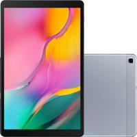 "Tablet Samsung Galaxy Tab A 10.1"" 32Gb 2Gb Ram 4G Câmera De 8Mp Prata"
