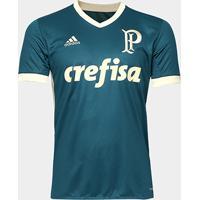 7ca36f3c203f8 Camisa Palmeiras Iii 17 18 S Nº Torcedor Adidas Masculina - Masculino