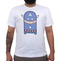 Cuti América - Camiseta Clássica Masculina