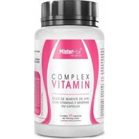 Complex Vitamin - 30 Cápsulas - Mister Hair