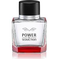 Perfume Antonio Banderas Power Of Seduction Masculino Eau De Toilette 50Ml