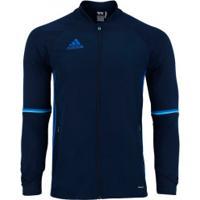 Jaqueta Adidas Condivo 16 - Masculina - Azul Esc/Azul