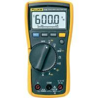 Multímetro Digital 3 ½ Dígitos True-Rms Com Tecnologia Voltalert Fluke-115