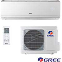 Ar Condicionado Split Hw Gree Eco Garden Inverter Com 9.000 Btus, Frio, Turbo, Branco
