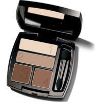 Quarteto De Sombra Para Olhos True Color 5G - Esse - Feminino-Incolor