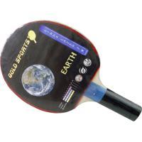 Raquete Earth Lazer 2 Stars - Gold Sports