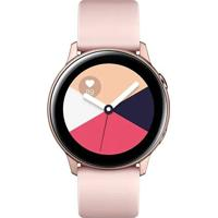 Smartwatch Samsung Galaxy Watch Active Bluetooth Sm-R500 Rosa