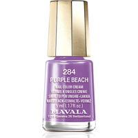 Mini Esmalte Cremoso Mavala Color Purple Beach 284 5Ml - Feminino-Incolor