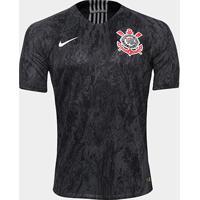 Netshoes  Camisa Corinthians Ii 2018 - Jogador Nike Masculina - Masculino 67a7b9d1c7b38