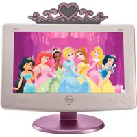 "Tv Cce Disney Lcp19M - Tela Lcd 18.5"" - Plana - Contraste 1000:1 - Closed Caption"