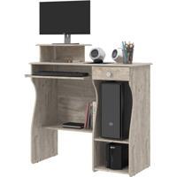 Mesa Para Computador Marina Malbec