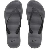 Chinelo Nike Solarsoft Thong Ii - Feminino - Cinza/Preto
