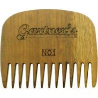 Pente Gartners Comb 01 Oldschool Marrom