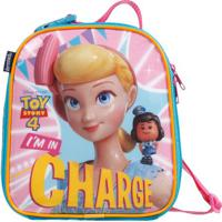 Lancheira Toy Story 4 Beth®- Rosa Claro & Azul Clarodermiwil