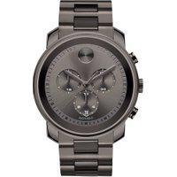 Relógio Movado Masculino Aço Preto - 3600277
