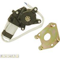 Motor Da Máquina De Vidro - Universal - Mabuchi Adaptador M.Carto - Lado Do Motorista - Cada (Unidade)