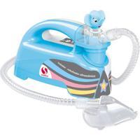 Inalador Nebulizador Ultrassônico Pulmosonic Star Premium - Azul - Soniclear