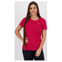 Camiseta Puma Performance Feminina Vermelha