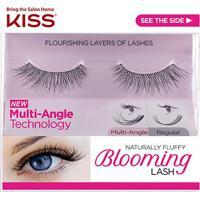 Cílios Postiços Kiss New York Blooming Lash Lily - Feminino-Preto