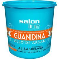 Guanidina Salon Line - Óleo De Argan Super - 215Gr - Unissex-Incolor