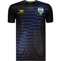 Camisa Penalty Brasil Cbfs Futsal 2019 Aquecimento Masculina - Masculino