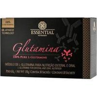 Glutamina 30 Sachês De 5G Essential - Unissex