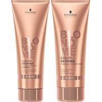 Schwarzkopf Schwarzkopf Professional Bc Blond Me All Blondes Kit - Shampoo + Condicionador Kit - Unissex-Incolor