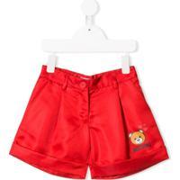 Moschino Kids Body Teddy Bear - Vermelho