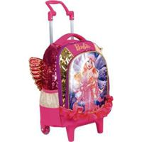 Mochilete Média Barbie Dreamtopia Infantil Sestini - Feminino