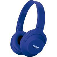 Headset Flow - Roxo - 19,5X16X8Cm - P2 - Newnewex