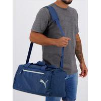 Bolsa Puma Fundamentals Sports Azul