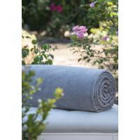 Cobertor Microfibra Cinza - Scavone - Cinza - Dafiti