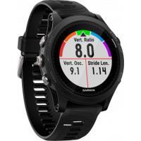 Monitor Cardíaco Com Gps Garmin Forerunner 935 - Preto