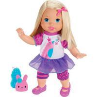 Boneca Little Mommy Fala Comigo - Mattel - Tricae