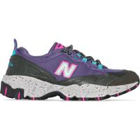 New Balance Ml801 Low-Top Sneakers - Cinza