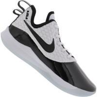 50764deb343 ... Tênis Nike Lebron Witness Iii Prm - Masculino - Branco Preto