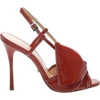 Sandália Big Bow Tango Red | Schutz