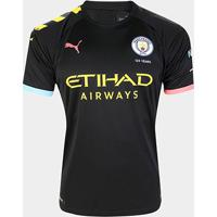 Camisa Manchester City Away 19/20 S/N° - Torcedor Puma - Masculino