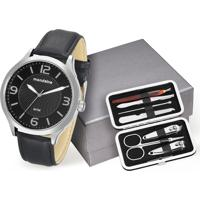 Kit Relógio Masculino Mondaine 76661G0Mvnh1Kaa